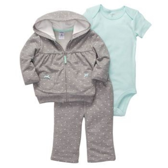 Carter's Other - CARTER'S 3-Piece Matching Set - Sz 6M